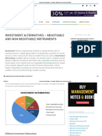Investment Alternatives - Securities, Mutual Funds, Real Assets Notes.pdf