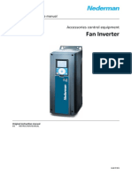Fan Inverter Installation, service_335654