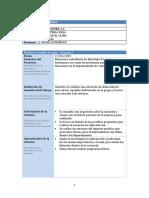 Bitácoras de proyecto Final teoria y comportamiento organizacional