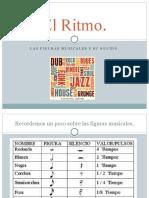 El Ritmo pptclase1 5 y 6