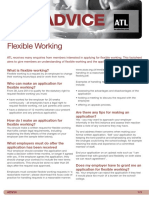 ADV34 Flexible working