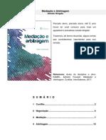 Estudo Dirigido - Mediação e Arbitragem