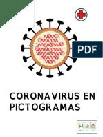 coronavirus en pictogramas