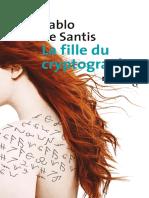 La fille du cryptographe - Santis, Pablo de .epub