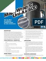 MapeWrap C, Uni-Ax 600.pdf