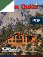 Estes Park Home Guide - January - February, 2011 Edition