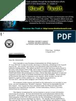 NSA - The Voynich Manuscript