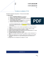 Producto Académico - 03 Contabilidad