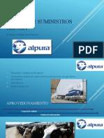 Cadena de suministros Alpura Rodriguez Jimenez