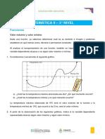 FUNCIONES-VALOR MAXIMO Y MINIMO.CERO Y RAICES - C7