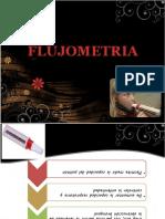 FLUJOMETRIA pediatria