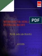 23 Cómo se puede medir la Eficiencia de un Precorte - M.L. .pdf