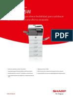brochure mxb355w