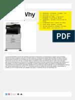 brochure mxm264n