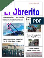 Periodico el obrerito (CEDCO)