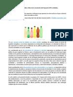 Análisis crítico de la resolución del Impuesto IEPS a bebidas