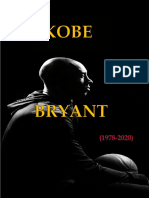 Kobe Bryant  (1978-2020)