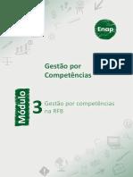 Módulo 3 - Gestão por competências na RFB
