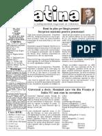 Datina - 24.06.2020 - prima pagină