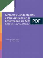 Síntomas Conductuales y Psiquiátricos en la Enfermedad de Alzheimer para el Consultorio General.pdf