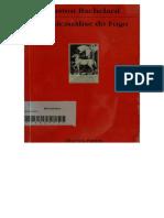 A psicanálise do fogo. BACHELARD, Gaston. pdf
