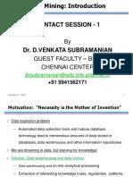 2-DM-MODULE-1-INTRODUCTION-DVS