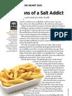 Salt Consumption