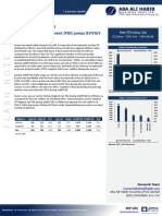 Foreign Direct Investment - May'20