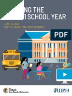 Illinois Education Transition Planning Phase 4