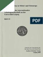 Privates Musizieren Aus Interkultureller Sicht. Eine Untersuchung Zu Wien Und Bukarest Der 1830er Bis 1850er Jahre