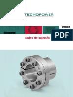 Tecnopower Bujes Conex