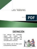 S4 Valores