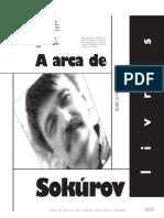 A arca de Sokúrov, Schnaiderman.pdf