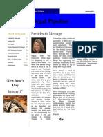 BPA Paralegal Pipeline January 2011