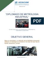 diplomado de metrologia industrial Tema 1