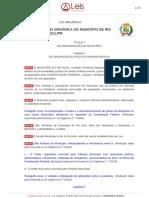 PDF LEI ORGANICA MUNICIPAL