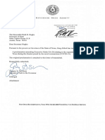 DISASTER Proclamation Amending GA-26
