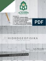 HIDROGEOFISIKA