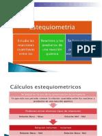 ESTEQUIOMETRIA 2- 2020 CLASES