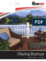 2010 Fiberon Decking Railing Brochure