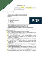 TALLER CUADRE DE CAJA  21 PUNTOS EJERCICIO 2 GUIA 11 INDIVIDUAL BANCO DAVIVIENDA (1)