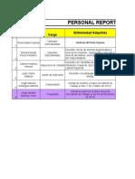 REPORTE PERSONAL CON ARL 2014