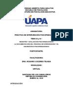 TAREA 3 Y 4 PRATICA DE INTERVENCION I (Autoguardado)