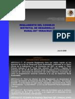 ORGANIGRAMA Y REGLAMENTO 2008