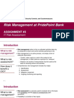Assignment #3 Risk Assessment 2