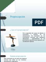 PROPIOSEPCION