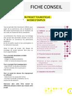 fc_projet_touristique_mode_demploi