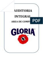 GLORIA  GESTION INTEGRAL ultimo