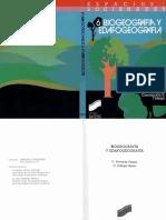 Casildo Ferreras y Concepción Fidalgo - Biogeografía y edafogeografía