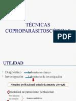 Coproparasitoscopia